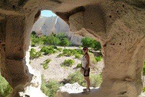 Eglise troglodyte, Cappadoce